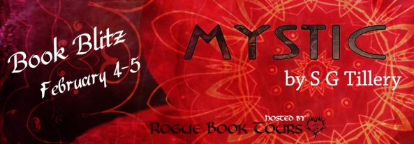 Book Blitz & Giveaway for Mystic (Seer Series #1)