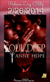 Soul Deep by Anne Hope Release Day Badge