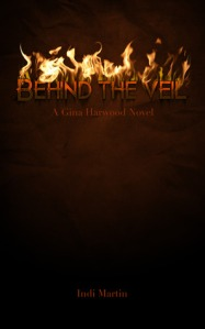 Behind the Veil Book COver