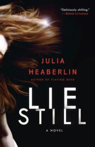 Lie Still Book Cover