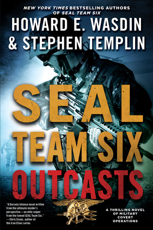 SEAL Team Six Outcasts Book Cover