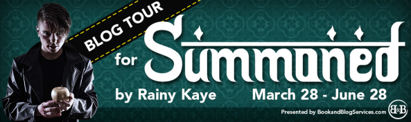 Summoned  Tour Banner
