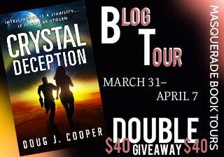 Crystal Deception Tour Button