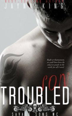 Troubled Son Book Cover