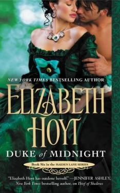 Duke of Midnight Book Cover