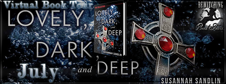 Lovely Dark and Deep Banner July 450 x 169