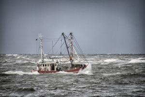 trawlerinroughseas