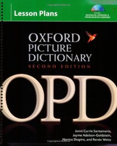 Lesson Plans OPD Book Cover
