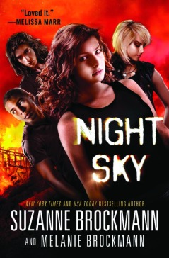 Nightsky Book Cover