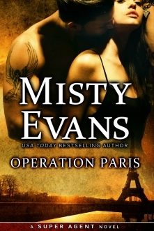 Operation Paris Book Cover