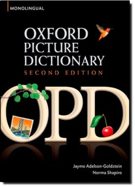 Oxford Picture Dictionary Book Cover