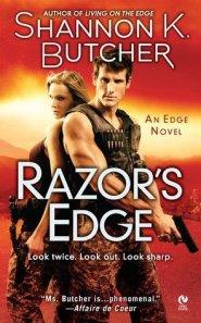 Razor's Edge Book Cover