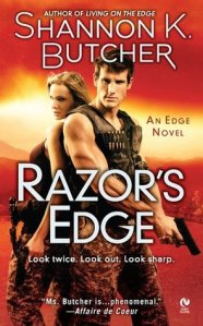 Razor's Edge Book Cover