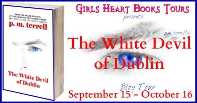 White Devil of Dublin Banner