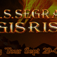 Blog Tour~ Aegis Rising (Aegis League Series # 1)