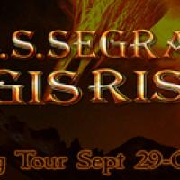 Blog Tour~ Aegis Rising (Aegis League Series # 1)
