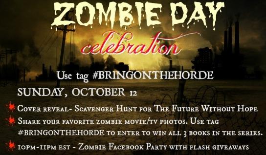 ZombieDaySchedule