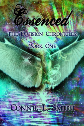 Essenced book one cover
